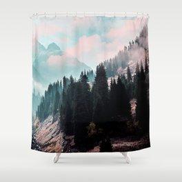 The Juxtaposed Creation #society6 #decor #buyart Shower Curtain
