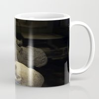 rushmore Mugs featuring Faces of Rushmore by Judith Lee Folde Photography & Art