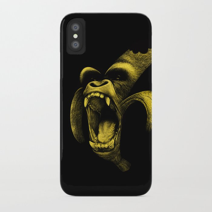This Sh*t is Bananas iPhone Case