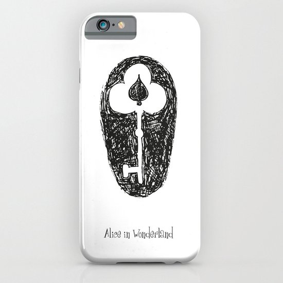 Alice II iPhone & iPod Case