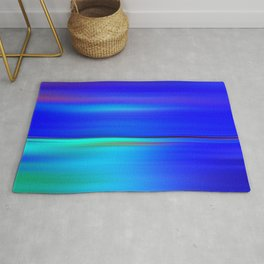 Night light abstract Rug