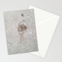Footprint Stationery Cards