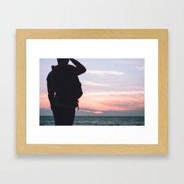Adventurer II Framed Art Print