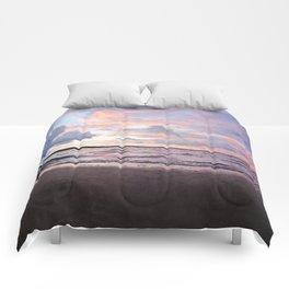 l'aube du hibou Comforters