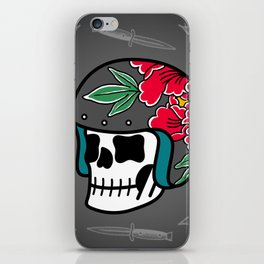 A Little Death iPhone Skin