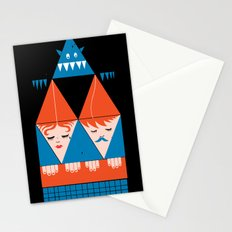 Parents don´t believe in monsters Stationery Cards