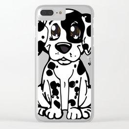 Doggie summer breeds NilseMariely, Diseños que Ladran Clear iPhone Case