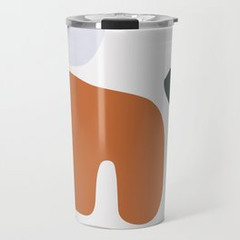 Shape Study #5 - Boulders Travel Mug