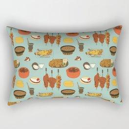 Delights of Brazil Rectangular Pillow