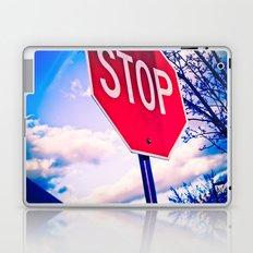 Halt Laptop & iPad Skin