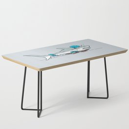 The Shark Skater Coffee Table