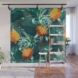 Tropical Garden XIV Wall Mural