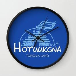 Hotuukgna Wall Clock