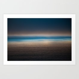 Big Sur Horizon Art Print