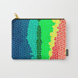 Sunset on Tropical Island Carry-All Pouch