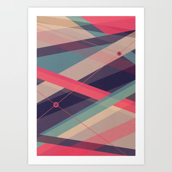 Shockwave Art Print