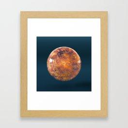 Sphere_06 Framed Art Print