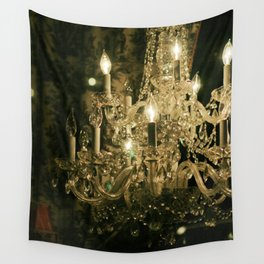 New Orleans Chandelier Wall Tapestry