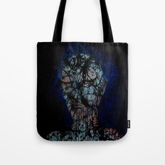 Vines and Confines  Tote Bag
