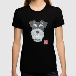 Schnauzer, DOG T-shirt