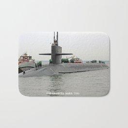 USS GEORGIA (SSBN-729) Bath Mat