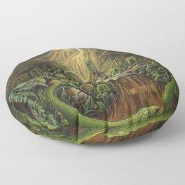 Mother of Eden Floor Pillow