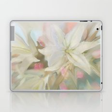 Dawns Flowers Laptop & iPad Skin