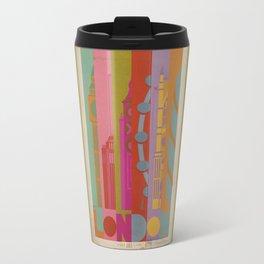 Colours of London Travel Mug