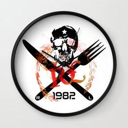 rigoleonart.com Wall Clock