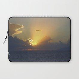 Sunset, Amalphi coast, Italy 2 Laptop Sleeve