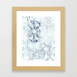 Montage Framed Art Print