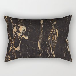Real Marble Oro Rectangular Pillow