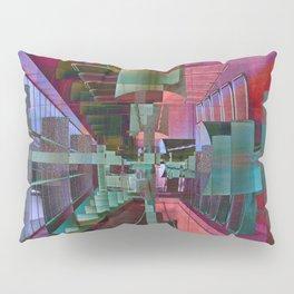 MAGIC CITY LINES Pillow Sham