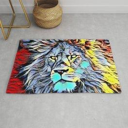 Color Kick Lion King Rug