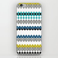 golf iPhone & iPod Skins featuring Golf by Simi Design