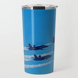 The Blue Angels Travel Mug