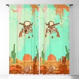 WESTERN DESERT Blackout Curtain