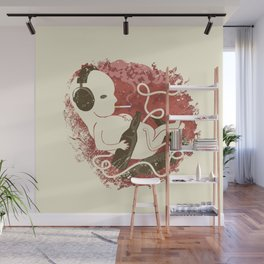 Bad Baby Wall Mural