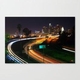 City of Angels Canvas Print