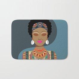 African Queen II Bath Mat