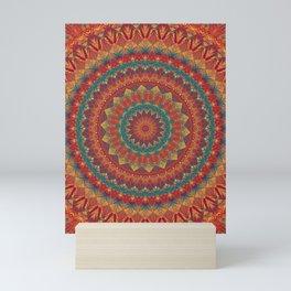Mandala 554 Mini Art Print