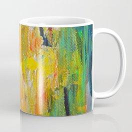 Ombre Rainbow Sunset Coffee Mug