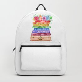 Diverse Books Backpack