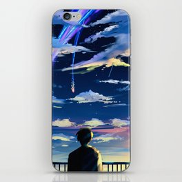 Your Name iPhone Skin