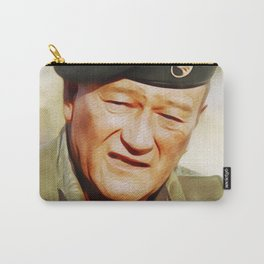 John Wayne, Actor Carry-All Pouch