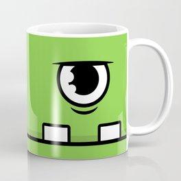 Monsters⁴ : Green Coffee Mug