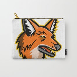 Maned Wolf Mascot Carry-All Pouch