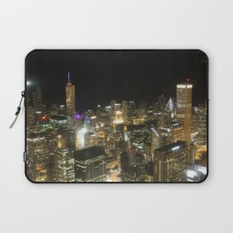 chicago  skyline 1 Laptop Sleeve