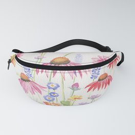 Meadow Flowers Fanny Pack
