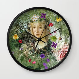 Primavera Wall Clock
